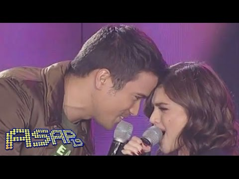 Anne Curtis, Sam Milby sing 'Feel This Moment' on ASAP