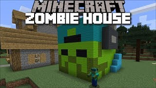 Minecraft MARK OUR FRIENDLY ZOMBIE REBUILD / WE RECREATE OUR FRIENDLY ZOMBIE !! Minecraft Mods