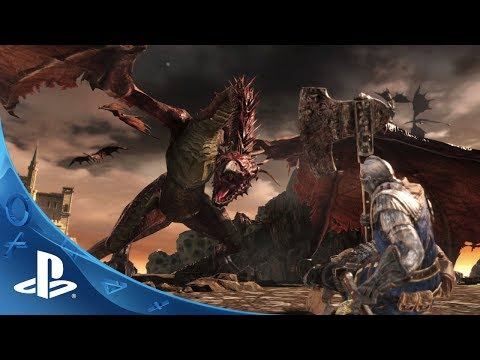 DARK SOULS II Hollow Lullaby Trailer (PS3)