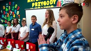 Placówka oświatowa w Dębówcu gościła sąsiadów z Ukrainy.