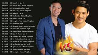 Jay R,Michael Pangilinan Greatest Hits   Jay R,Michael Pangilinan OPM Tagalog Love Songs Playlist