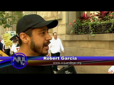Chicago Parking Meter Protest - ARX TV Independent News