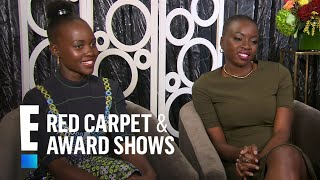 "Danai Gurira on Going From ""Walking Dead"" to ""Black Panther"" 