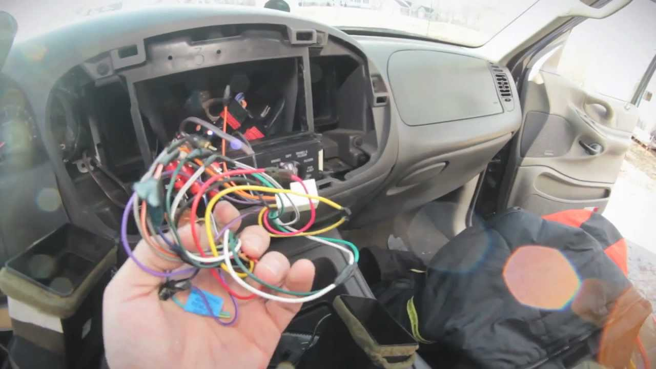 1997 ford ranger wiring harness Images Gallery