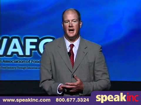 Keynote Speaker: Jim Abbott - Presented by SPEAK Inc.