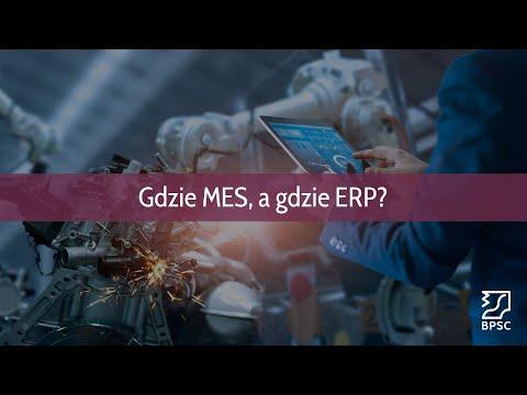 MES, czy ERP?