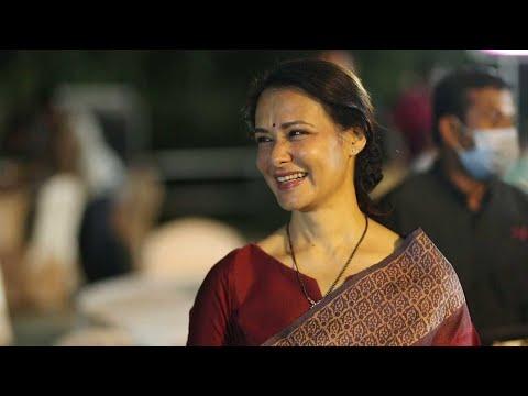Amala, Nagarjuna lovely moments at Most Eligible Bachelor success party