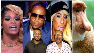 #PopRoast: Kelvin vs Kevin hunter family brawl, City girls vs Hazel E & Joseline + Reality Tea