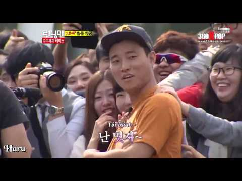 Kang Gary - Dark horse of Running Man