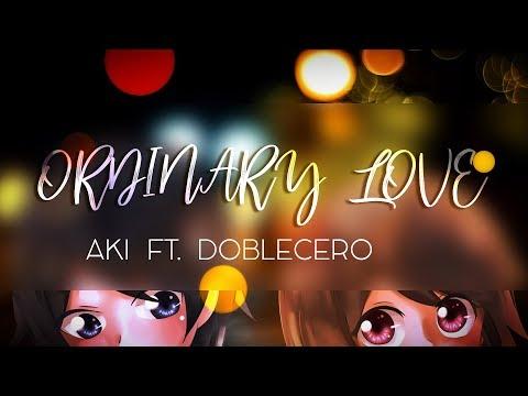 【Aki   Doblecero】 Ordinary Love FULL 【Cover   Letra para FNAFHS】