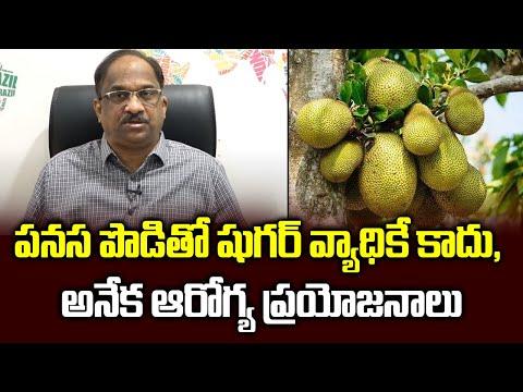 Green Jack fruit flour fight diabetes: Prof K Nageshwar on a study