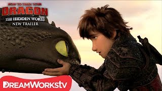 HOW TO TRAIN YOUR DRAGON: THE HI HD
