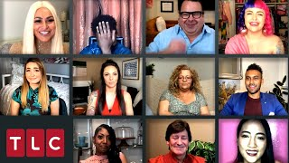 Sneak Peek: Before the 90 Days Couples Tell All!