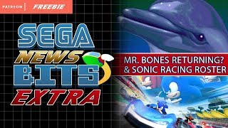 Mr. Bones, Ecco for Nintendo Switch? Sonic Team Racing Roster Discussion