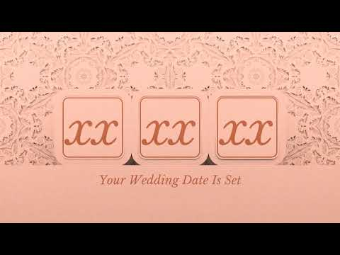 Distinct Limo Wedding Video Promo