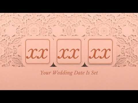 Distinct Limo Wedding Video Promo