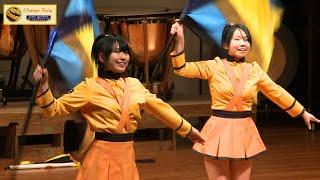 Great Memory 2014 ファンシーステージ カラーガードパート・ドラムメジャー