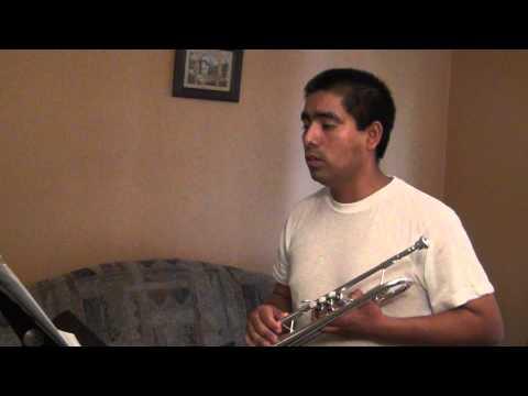 ASI COMO DAVID DANZABA ( ME GOZARE ) / EL MEJOR TUTORIAL DE TROMPETA