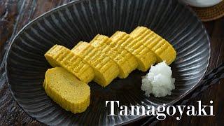 How To Make Tamagoyaki (Recipe) 玉子焼きの作り方 (レシピ)