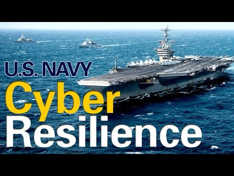 U.S. Navy Cyber Resilience