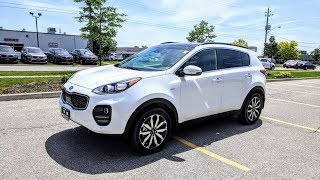 2018 Kia Sportage Complete Walkaround and Review