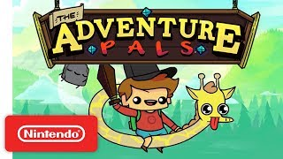 The Adventure Pals Launch Trailer - Nintendo Switch