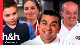 Lo mejor del año | Cake Boss | Discovery H&H