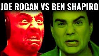 Joe Rogan VS Ben Shapiro Supercut Edition