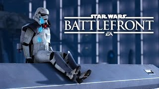 Star Wars Battlefront - Funny moments #6 Another Happy landing!