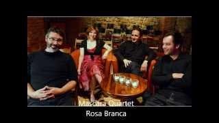 Mascara Quartet - Rosa Branca