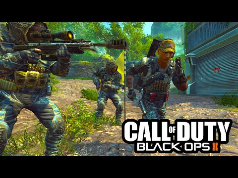 Black Ops 2 Fun #2 with TBNR SQUAD! (Call of Duty: Black Ops 2)