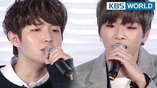 JaeHwan's 'With me' & Kang Daniel's 'You, Clouds, Rain' [Happy Together/2018.01.18]