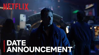 Altered Carbon | Date Announcement [HD] | Netflix
