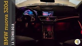 BMW nuova SERIE 3 la TECNOLOGIA di 320d PLAY da ONEPLUS 7 pro