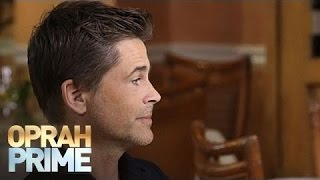 Rob Lowe's Brush with Losing His Sobriety | Oprah Prime | Oprah Winfrey Network