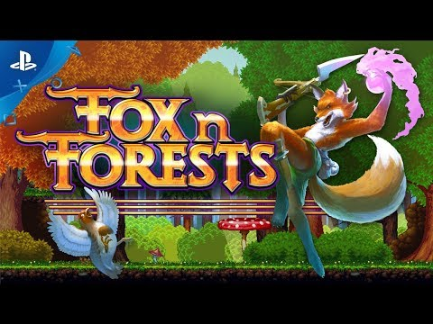 FOX n FORESTS Trailer