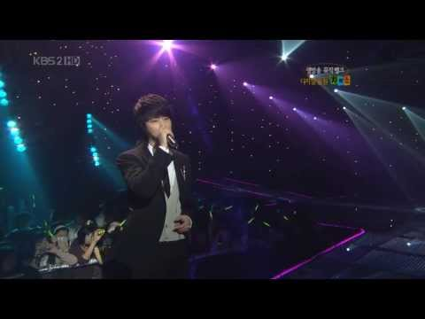 071005 Shin Hyesung -  First Person KBS Music Bank
