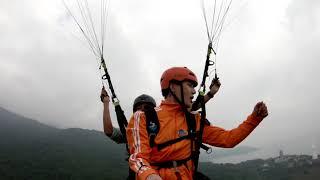 Châu Đăng Khoa Nhảy Dù Xuyên Mây Ở Độ Cao 600m