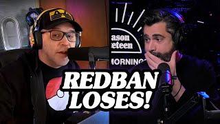 Brian Redban Files False Copyright Claim and LOSES + Midlife Crisis Flexing!