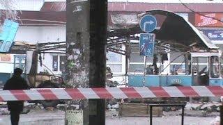 Волгоград: очевидцы - о взрыве троллейбуса