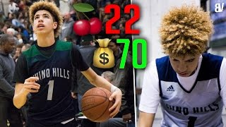How Many Of LaMelo Ball's 92 Were