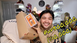 MEGA UNBOXING DAY! WORTH P500,000 ($10,000)!