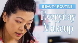 Beauty Expert's $411 Everyday Makeup Routine | Allure