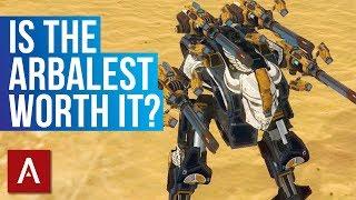 War Robots: Patton Arbalest MK2 Gameplay | Is the Arbalest worth it?