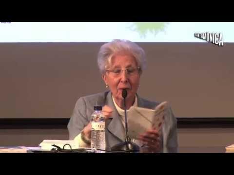 Rosa Fabregat presentada per Francesc Parcerisas