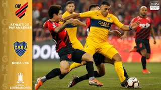 HIGHLIGHTS: Athletico Paranaense vs. Boca Juniors