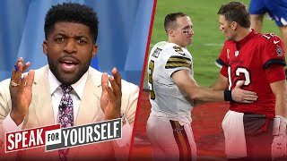 Wiley & Acho react to Brees' performance in Saints loss to Brady, Bucs | NFL | SPEAK FOR YOURSELF