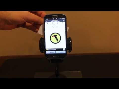 Dedicated RFID/NFC reader vs. built-in Android reader