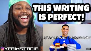 If Apple Made a Restaurant | STACIE REACTION