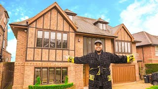 My £4,000,000 MANSION House Tour (I MOVED OUT)
